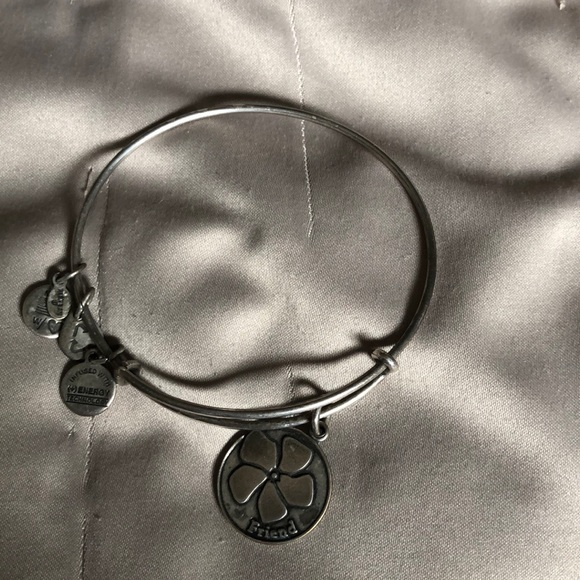 Alex and Ani Jewelry - Alex and ani friend bracelet